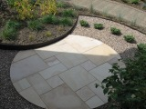 Hitchin Front Garden Design